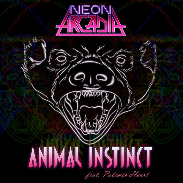 Neon Arcadia - Animal Instinct (feat. Polemic Heart) .j