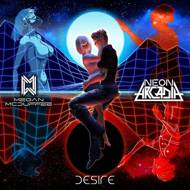 Neon Arcadia - Desire  - Megan McDuffee.