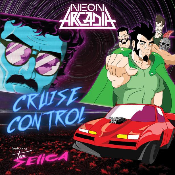 Neon Arcadia - Cruise Control (feat. Tom