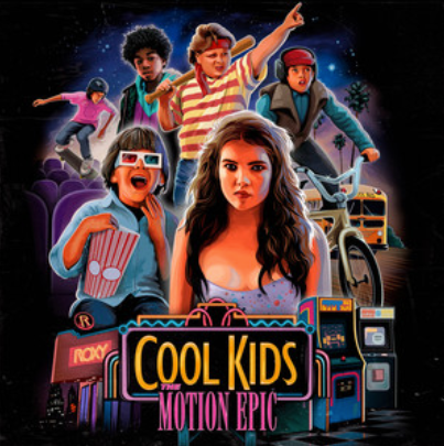 The Motion Epic - Cool Kids