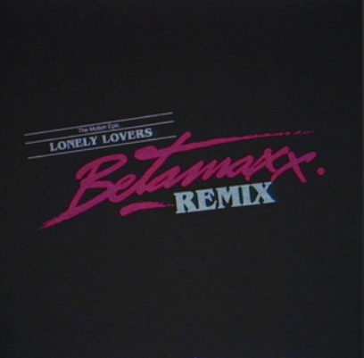 The Epic Motion - Lonley Lovers - Betamaxx Remix