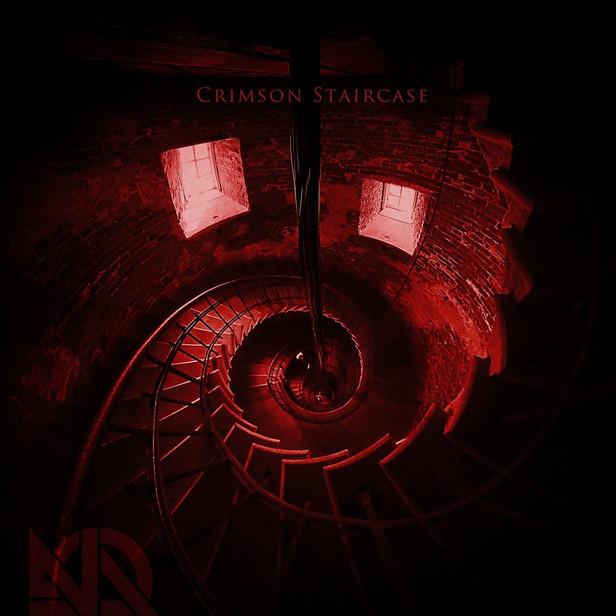 Neon Arcadia - Crimson Staircase