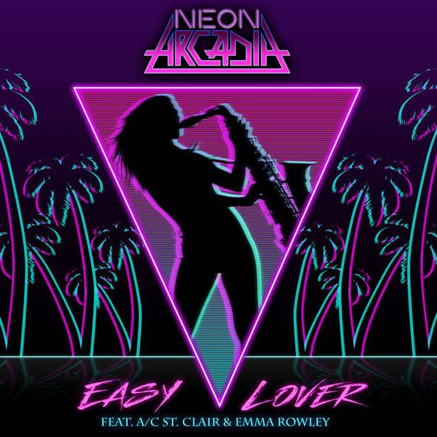 Neon Arcadia - Easy Lover (feat. A/C St. Clair & Emma Rowley