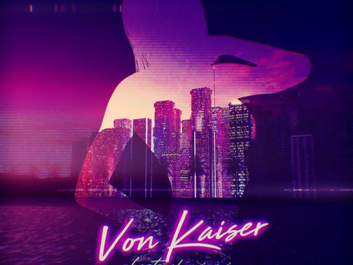 Album Review: Von Kaiser - Ghosts of Miami