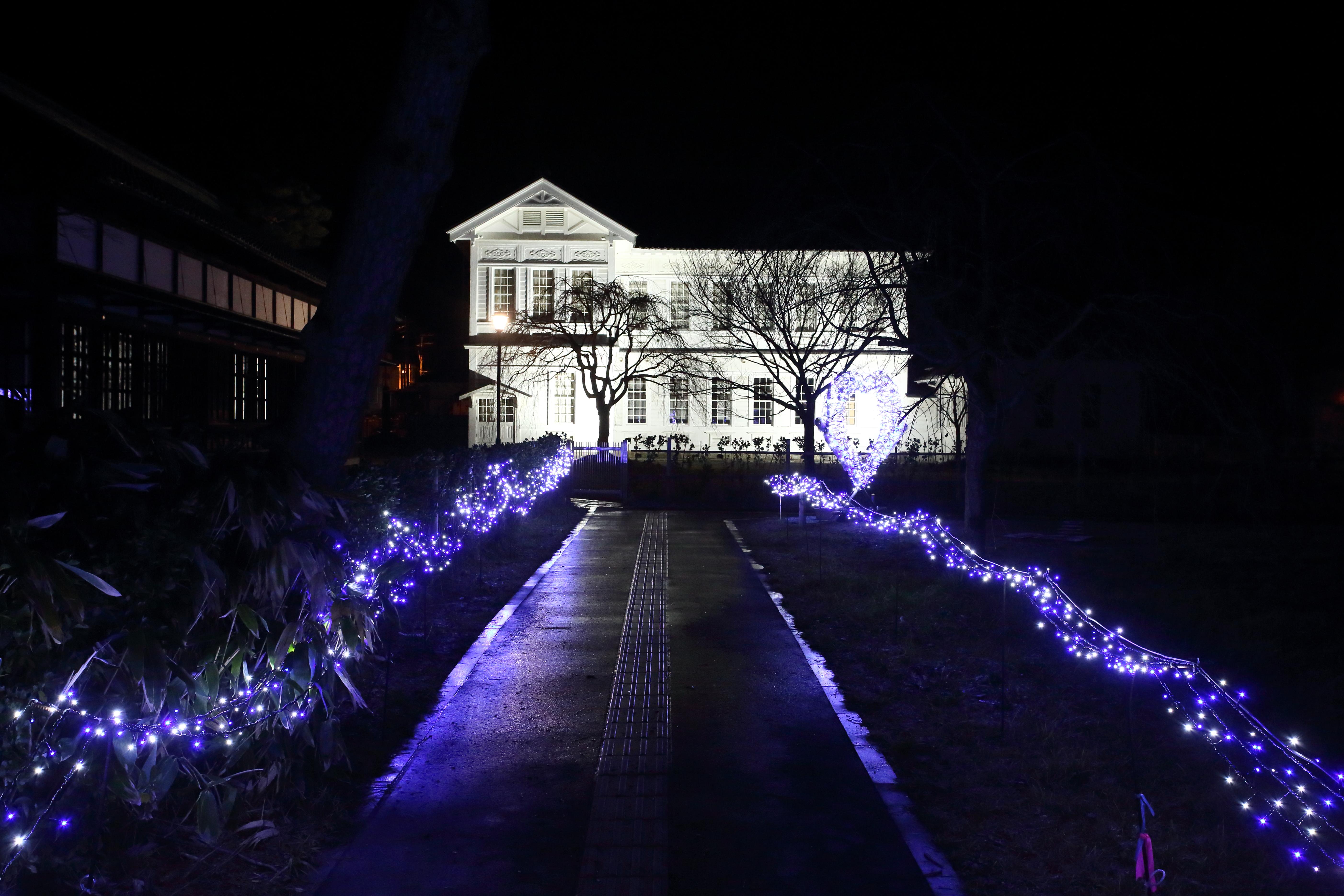 旧東田川郡庁舎A8955
