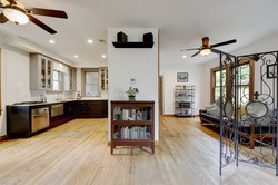 604 Mary - Kitchen and Second Living
