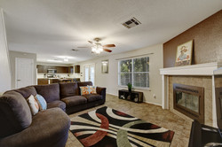 12308 Kelton | Open Living Space