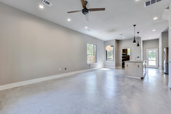 2900 Gonzales Street - Living Room