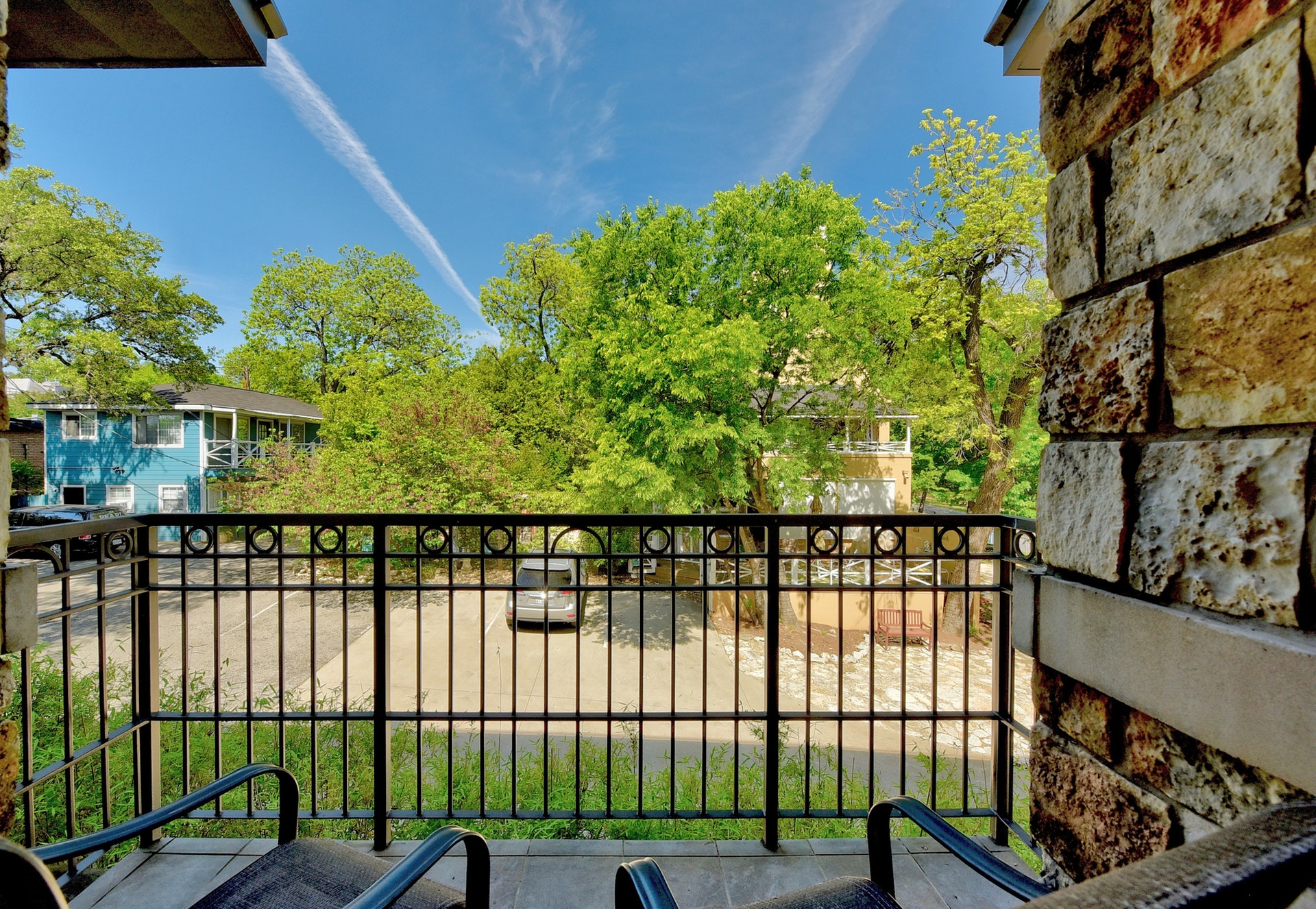 1812 West #306 - Patio View