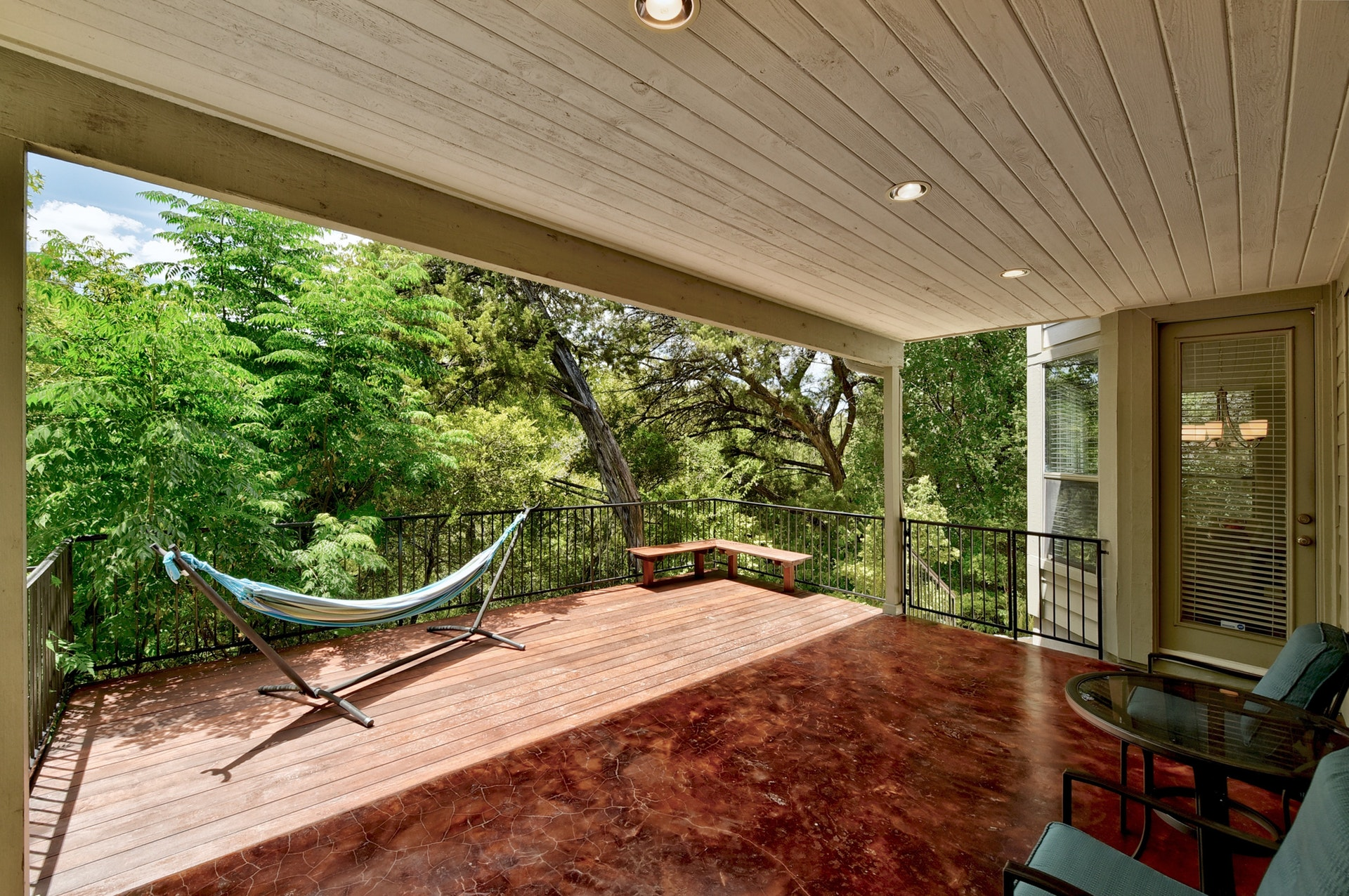 1014 Ogden Drive - Extended Patio