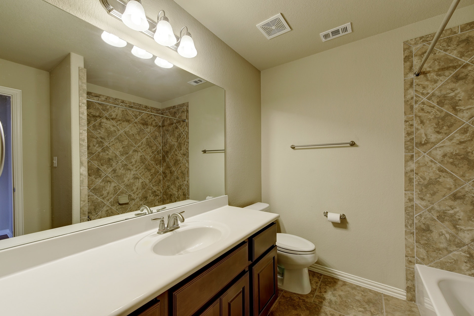 Turtle Mountain - Master Bath 2