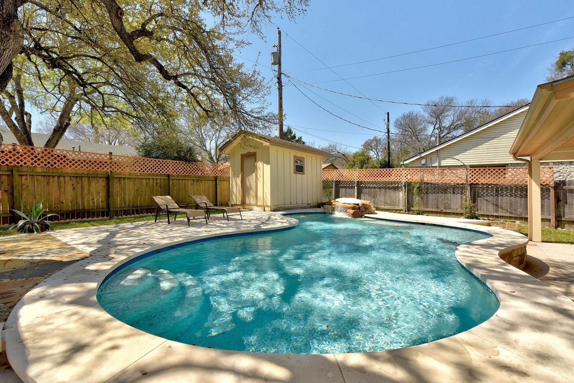 4601 Oak Creek Drive - Pool 2
