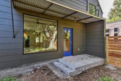 2900 Gonzales Street - Backdoor