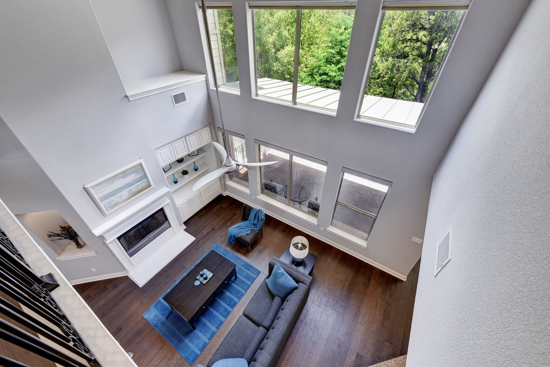 1014 Ogden Drive - Living Room 4