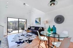 1135 Barton Hills - Living / Dining