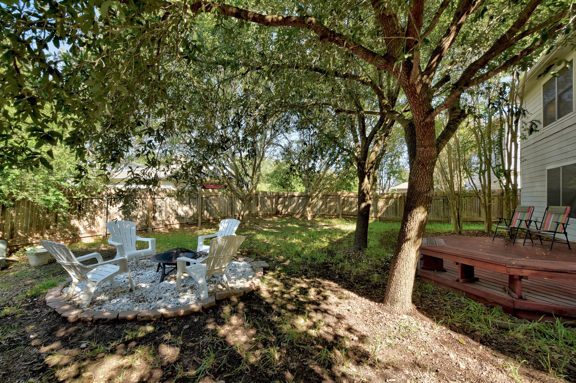 12308 Kelton | Backyard