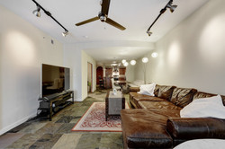 1812 West #306 - Living and Kitchen