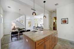 2618 Jefferson - Open Kitchen