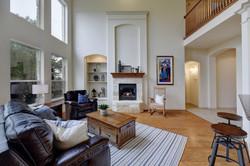 7100 Via Dono - Living Room