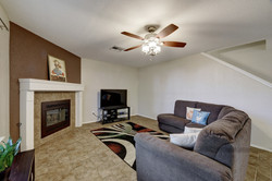 12308 Kelton | Living Room