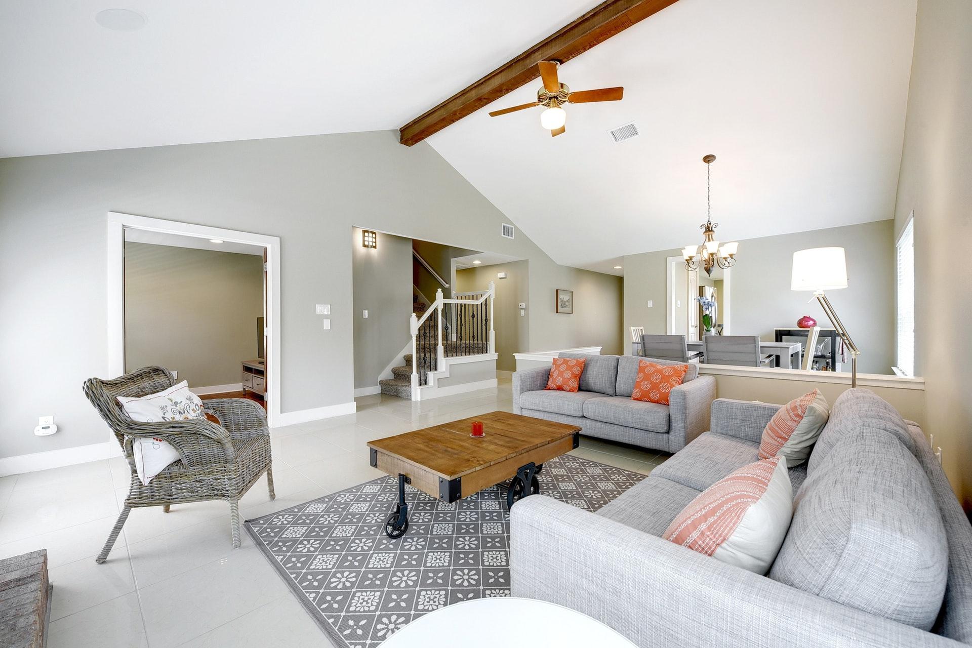 4601 Oak Creek Drive - Open Living