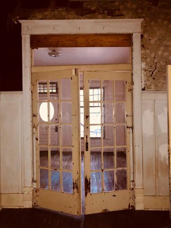 1013 Blanco Street - French Doors