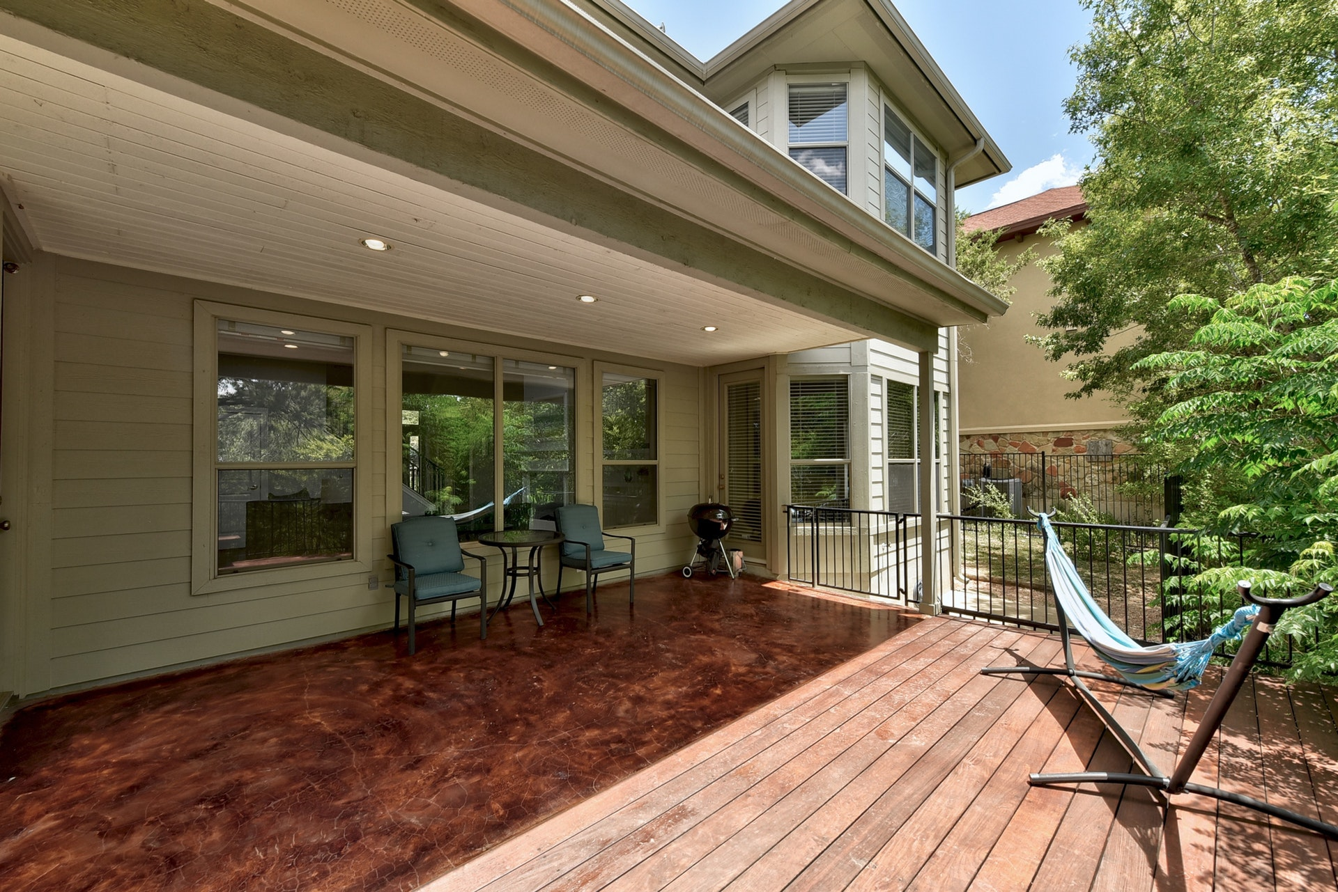 1014 Ogden Drive - Extended Patio 2