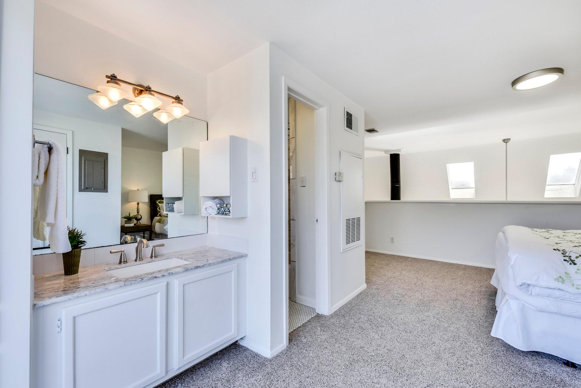 1135 Barton Hills - Master Bedroom