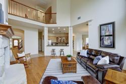 7100 Via Dono - Living Room/Kitchen
