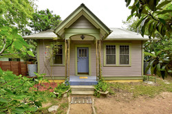 604 Mary - Original Front House