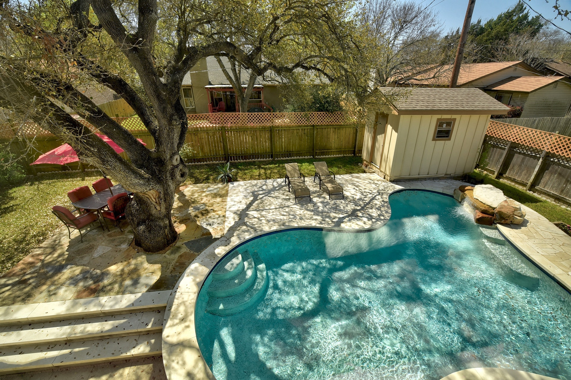 4601 Oak Creek Drive - Pool 3