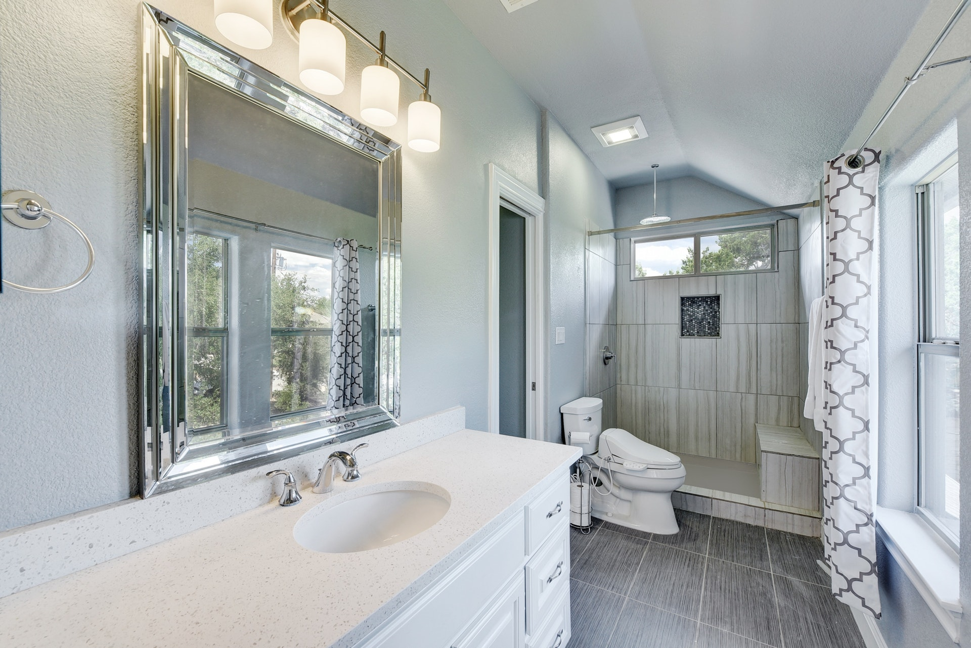 1014 Ogden Drive - Upstairs Bath