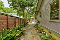 604 Mary - Path to Back House