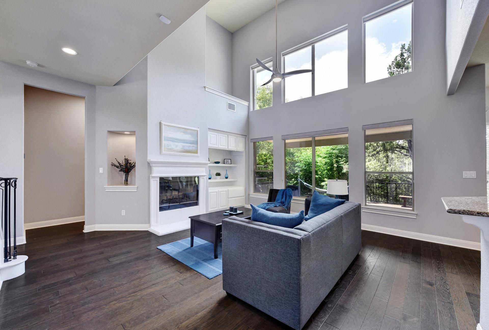 1014 Ogden Drive - Living Room 2