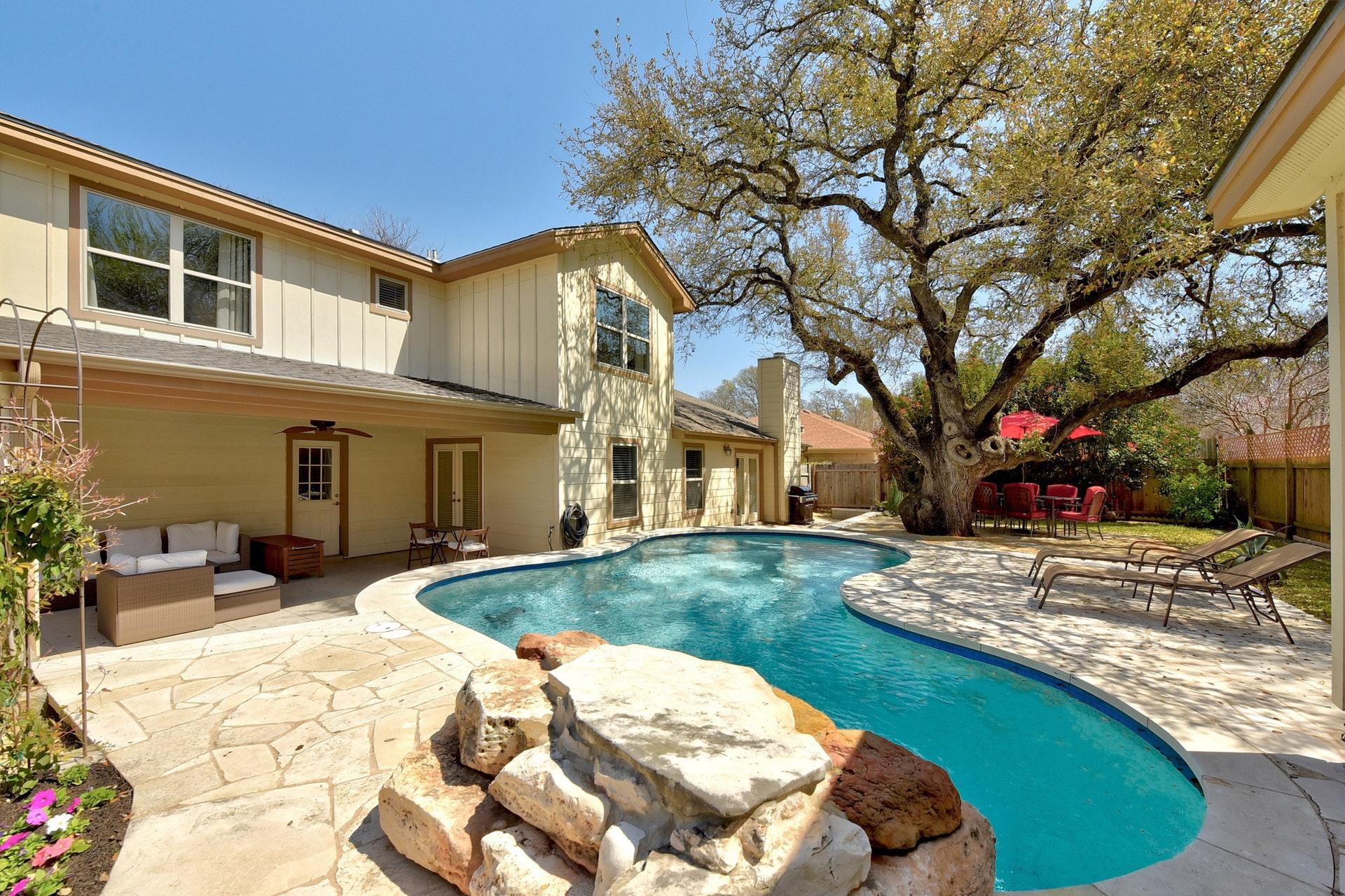 4601 Oak Creek Drive - Pool