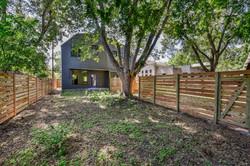 2900 Gonzales Street - Backyard