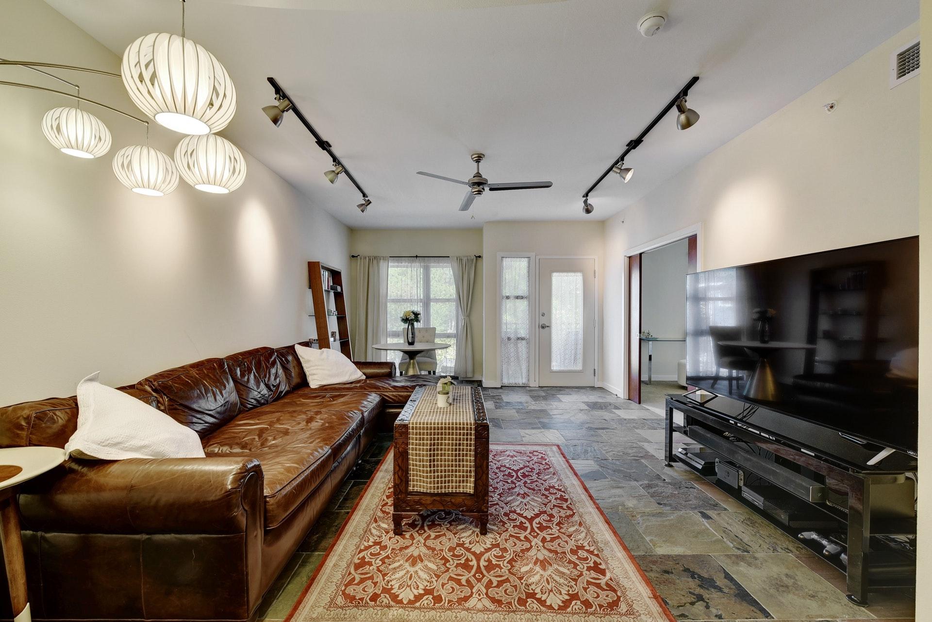 1812 West #306 - Open Living Room