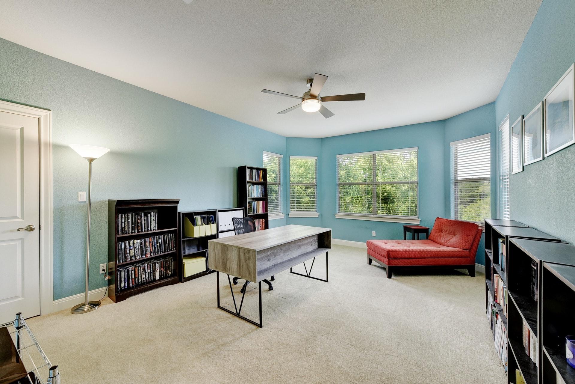 1014 Ogden Drive - Upstairs Bedroom