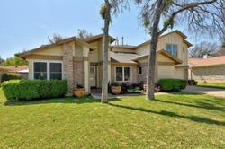 4601 Oak Creek Drive - Front Yard