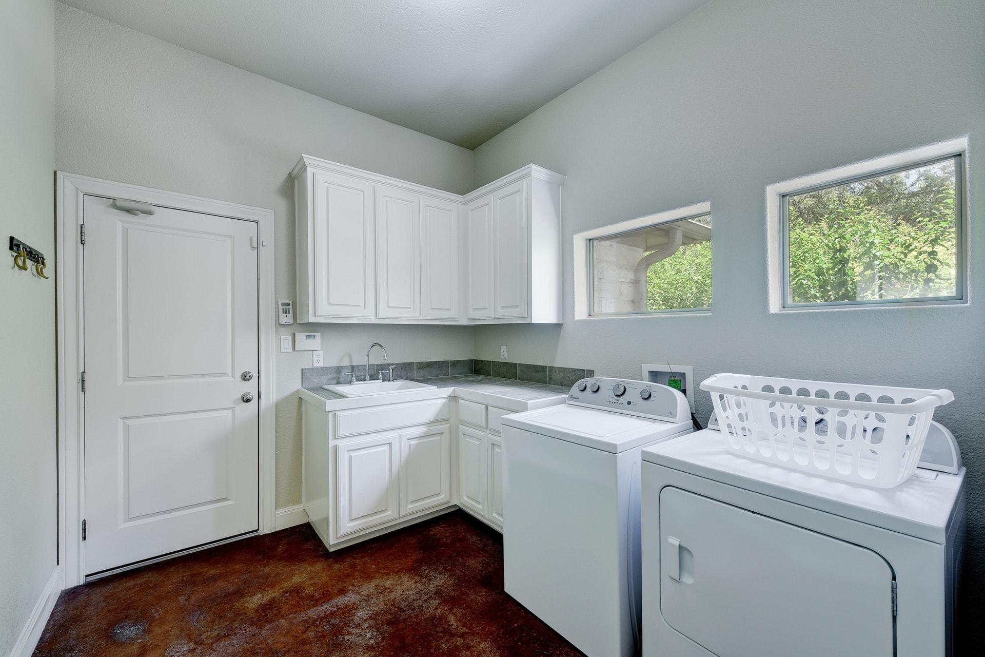 1014 Ogden Drive - Laundry Room