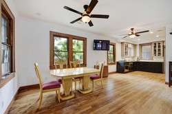 604 Mary - Dining and Kitchen