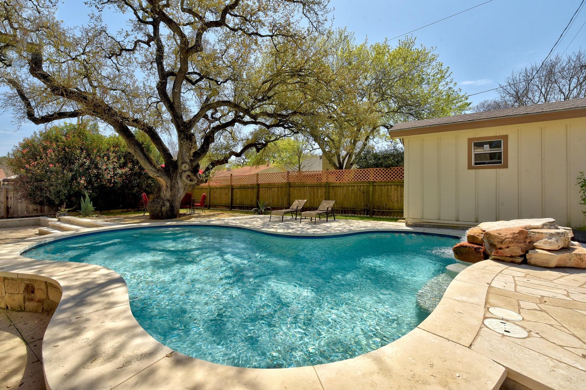 4601 Oak Creek Drive - Pool 1