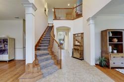 7100 Via Dono - Staircase