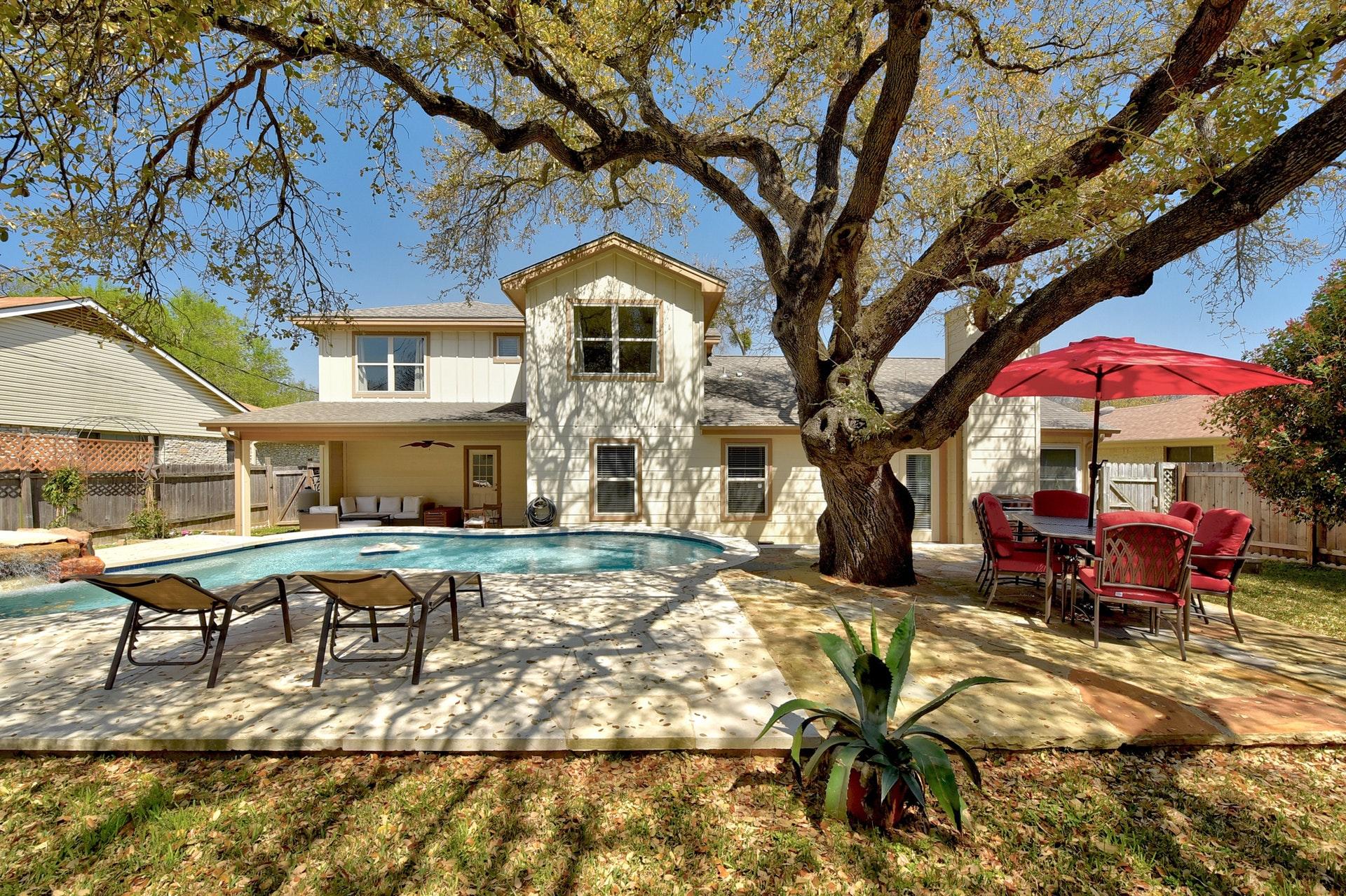 4601 Oak Creek Drive - Backyard 1