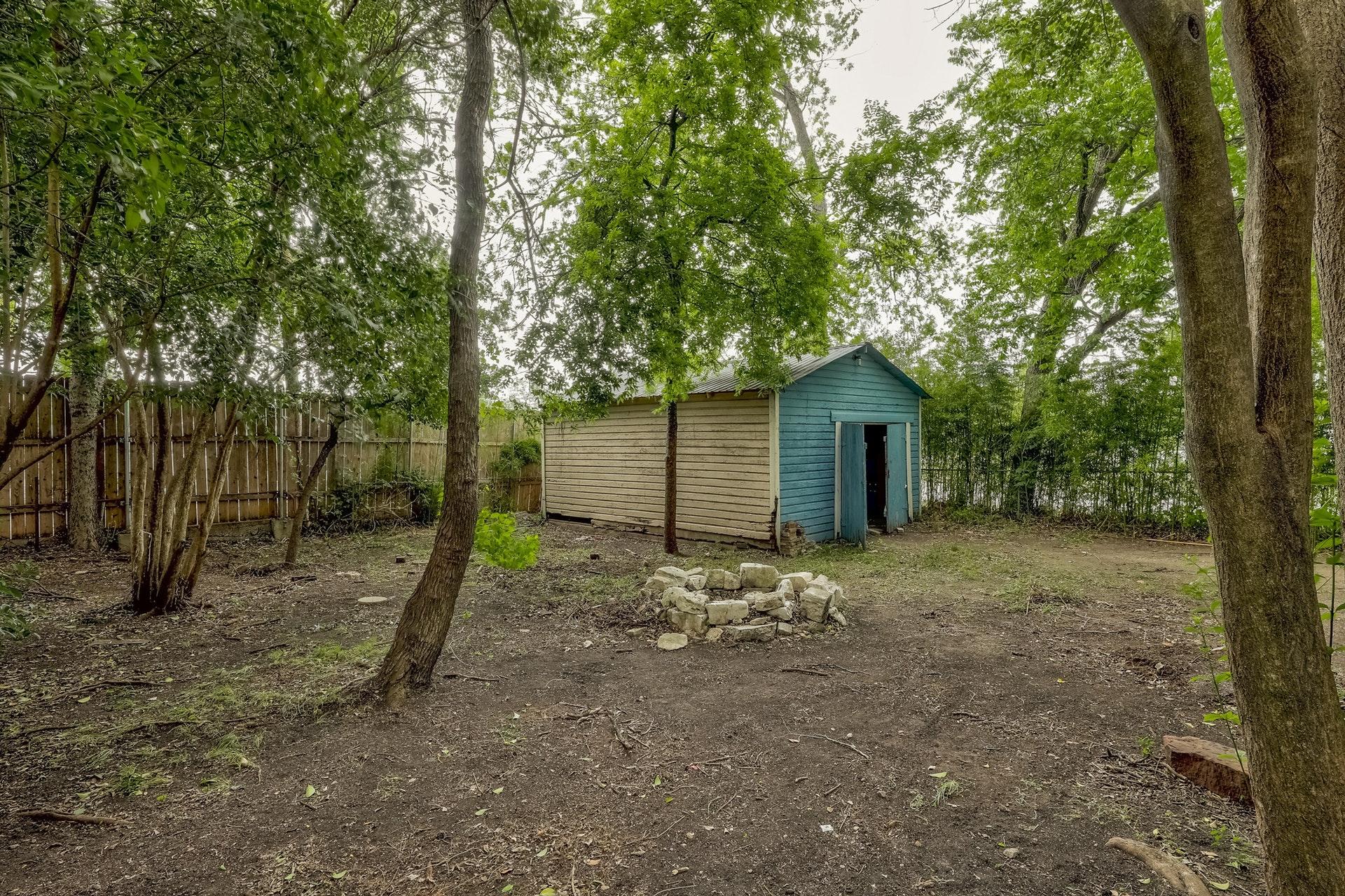 2309 Lafayette Ave - Backyard 3