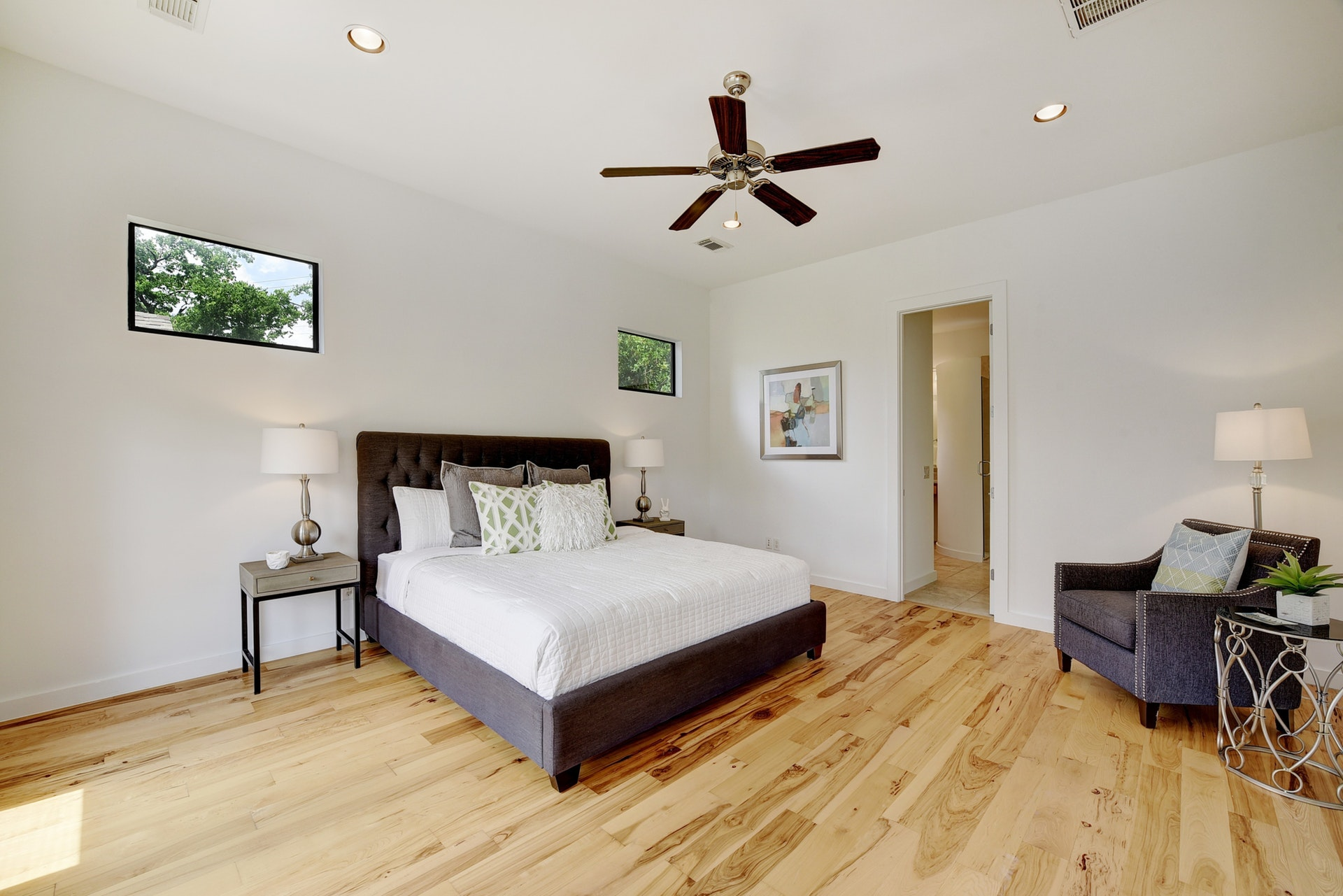 2618 Jefferson B - Master Bedroom 2