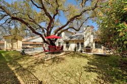 4601 Oak Creek Drive - Backyard 4