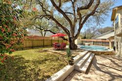 4601 Oak Creek Drive - Backyard 3