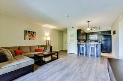 620 S 1st - Open Living / Kitchen