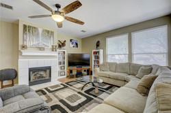 8908 Rustic Cove - Living Room